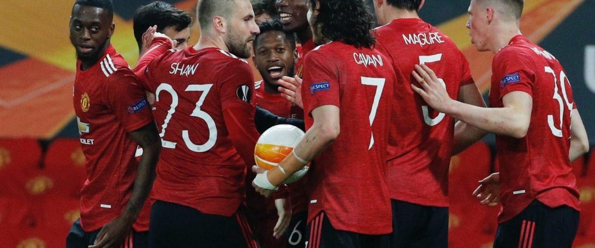 6 แข้งผีแดงติดโผทีมยอดเยี่ยมยูโรปาลีก ยูโรป้า ลีก