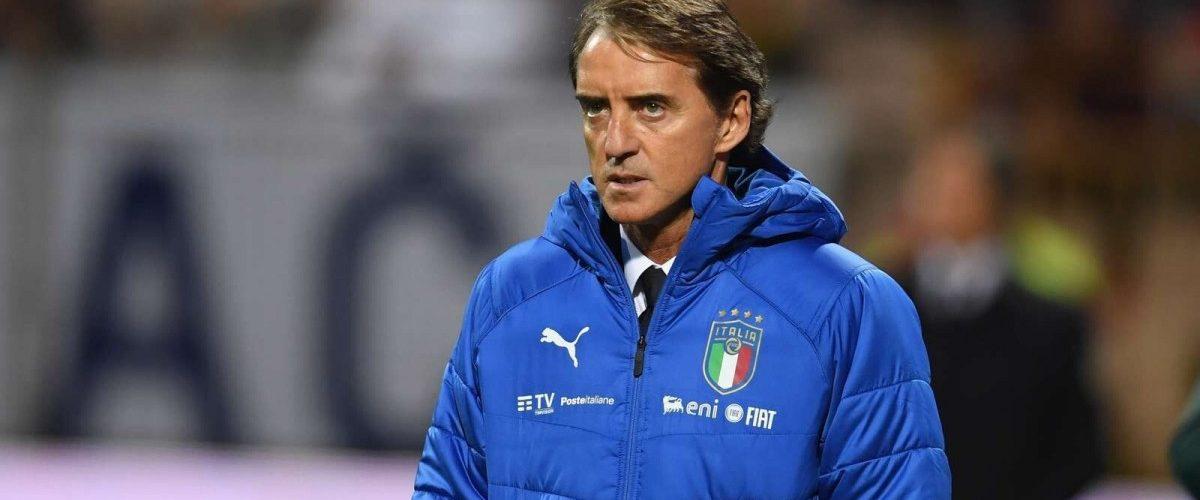 มันชินี่ ต่อสัญญาคุมอิตาลีถึงปี 2026 ทีมชาติ
