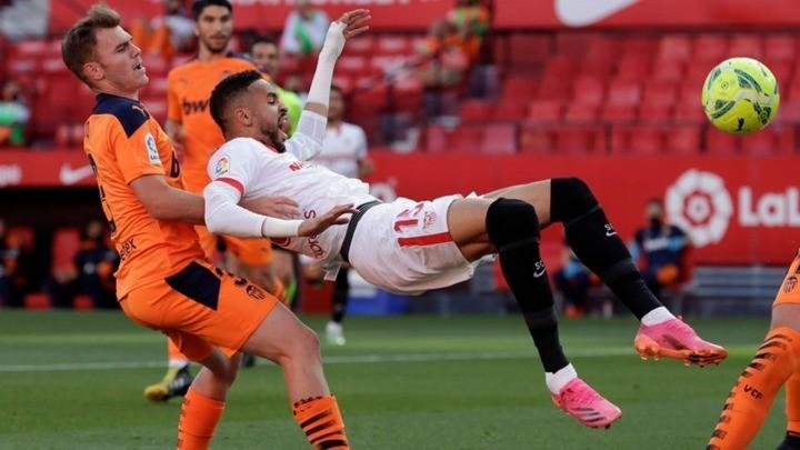 ไฮไลท์ ลาลีกา : เซบีญา 1-0 บาเลนเซีย ลาลีกา สเปน