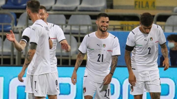 ไฮไลท์ ฟุตบอล กระชับมิตร : อิตาลี 7-0 ซาน มารีโน
