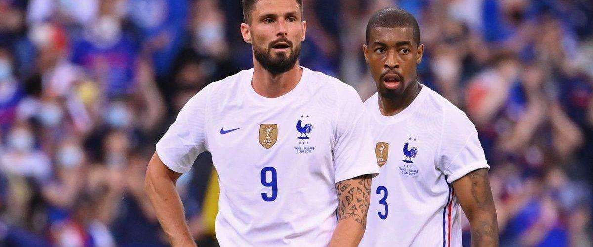 """""""ชิรูด์""""ซัดเบิ้ลฝรั่งเศสพิฆาตบัลแกเรีย3-0"""