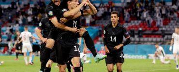 """""""อินทรีเหล็ก""""เจ๊าฮังการี2-2ลิ่ว16ทีมดวลอังกฤษ ยูโร 2020"""