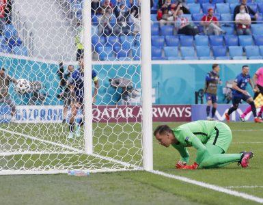 """""""สโลวะเกีย""""พิชิตชัยเหนือโปแลนด์เหนือ10คน1-0"""