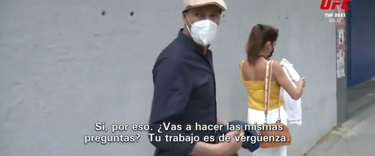ซีดาน ฉุน นักข่าว ถามไม่เลิกเรื่องลามาดริด ลาลีกา สเปน