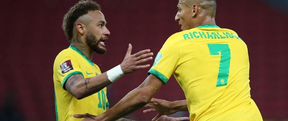 """""""บราซิล""""เปิดโผ26แข้ง้องกันแชมป์โคปาอเมริกา ทีมชาติ"""