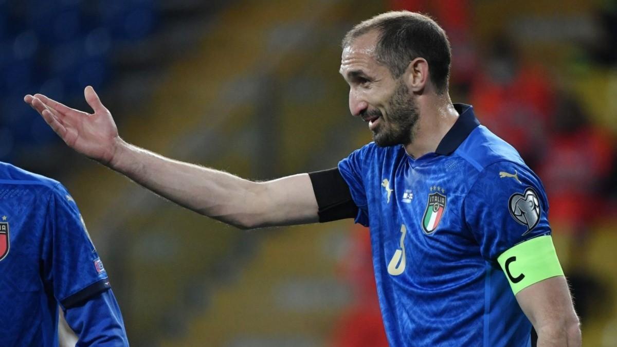 คิเอลลินี่มั่นใจ อิตาลีเล่นดีขึ้นกว่าเกมที่เจอบัลแกเรีย ทีมชาติ