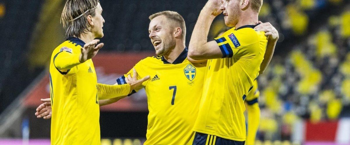 2 นักเตะ สวีเดน หายโควิด กลับมาซ้อมร่วมทีม ทีมชาติ