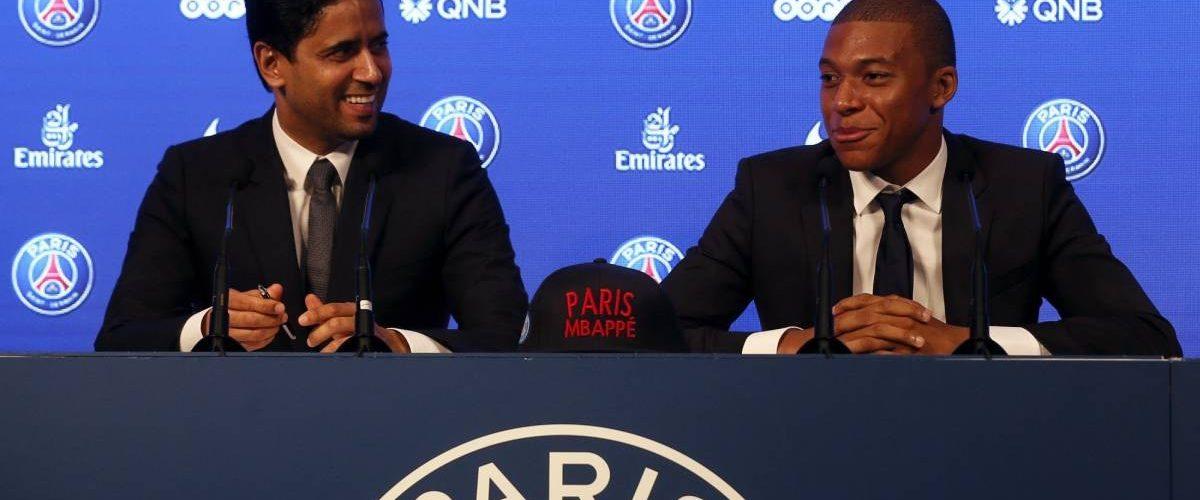 ปธ. PSG ยืนยัน 'เอ็มบัปเป้' ไม่ถูกปล่อยออกจากทีมแน่