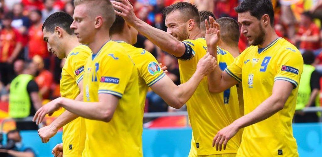 ไฮไลท์ ยูโร 2020 : ยูเครน 2-1 มาซิโดเนียเหนือ ยูโร 2020