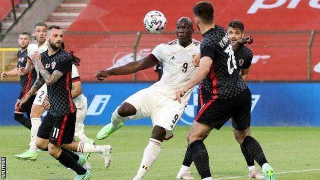 ไฮไลท์ ฟุตบอลกระชับมิตร : เบลเยียม 1-0 โครเอเชีย