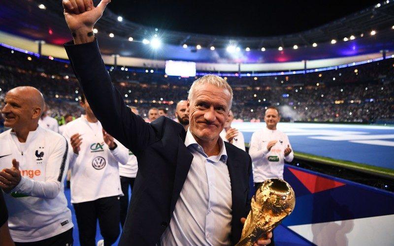 เดส์ชองส์ ยันยังแฮปปี้ ในการคุมฝรั่งเศส ยูโร 2020