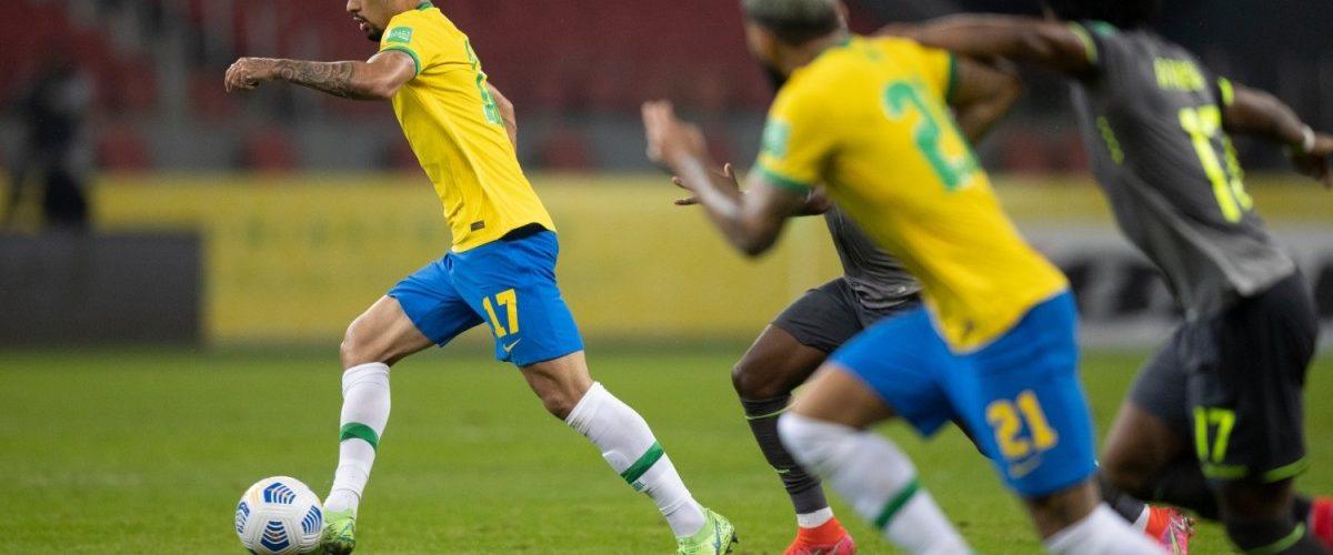 บราซิลไม่แผ่ว อัด เอกวาดอร์ 2-0 คัดบอลโลกนัด 5