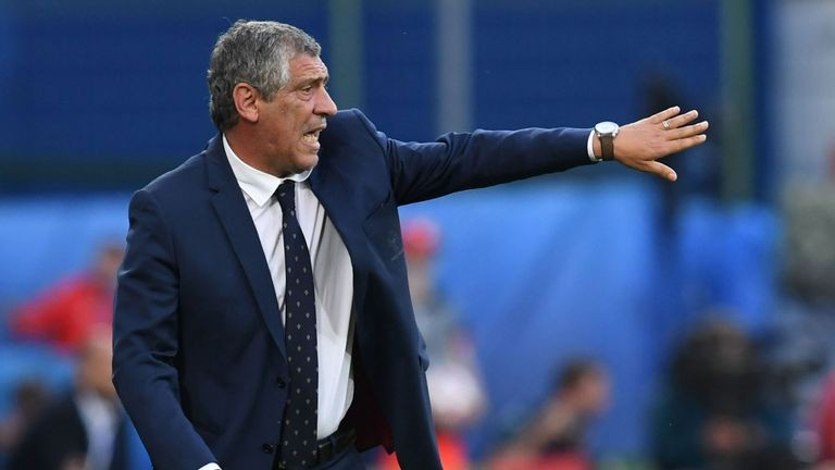 คนอื่นก็โหด! 'ซานโตส' ยันโปรตุเกสเล่นเป็นทีม – ไม่ได้เก่งแค่ CR7 ยูโร 2020