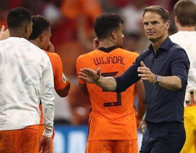 ดีกว่าเกมก่อน! 'เดอ บัวร์' พอใจฟอร์มอัศวินสีส้มชนะออสเตรีย