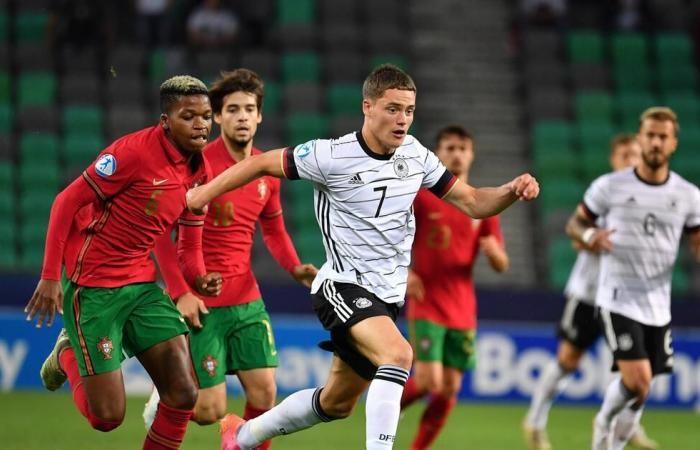 """""""เยอรมนี""""ดับซ่าโปรตุเกส1-0ยึดแชมป์ยุโรปรุ่นไม่เกิน21ปี ทีมชาติ"""