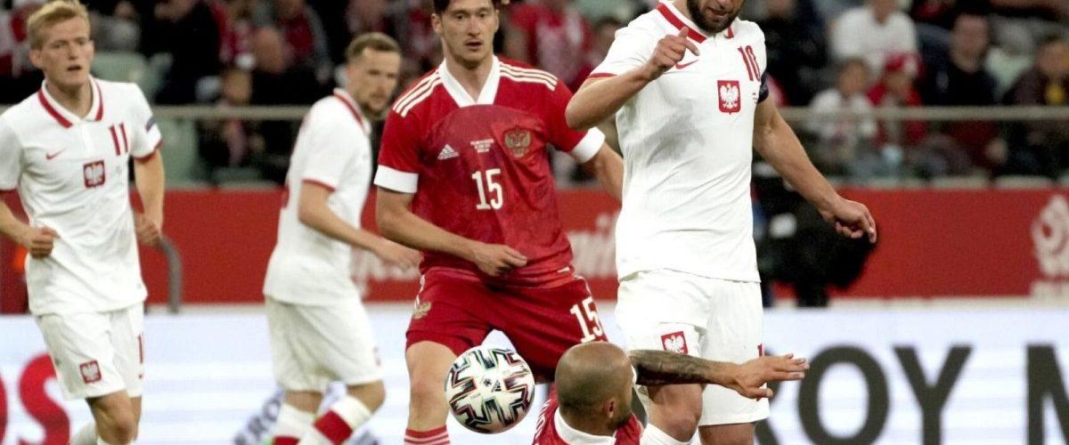 ไฮไลท์ ฟุตบอล กระชับมิตร : โปแลนด์ 1-1 รัสเซีย