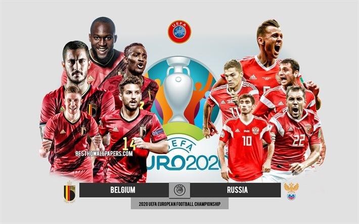 วิเคราะห์ผลการแข่งขัน เบลเยี่ยม VS รัสเซีย วันที่ 12 มิ.ย. 2021