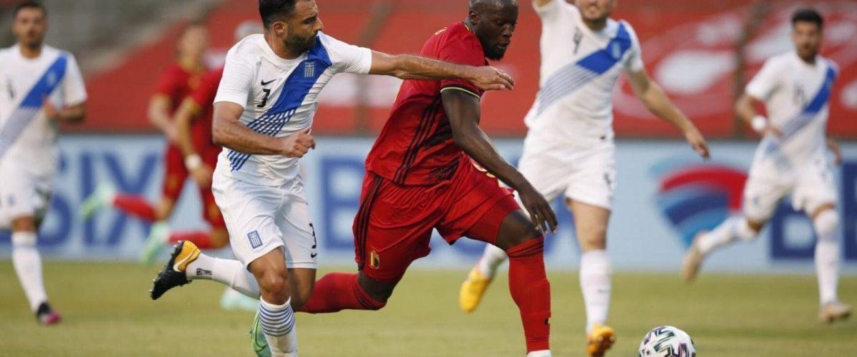 ไฮไลท์ ฟุตบอล กระชับมิตร : เบลเยียม 1-1 กรีซ ยูโร 2020