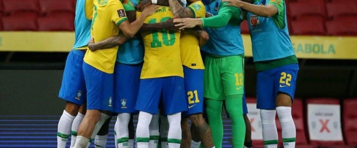 ไฮไลท์ ฟุตบอลโลก รอบคัดเลือก โซนอเมริกาใต้ : บราซิล 2-0 เอกวาดอร์