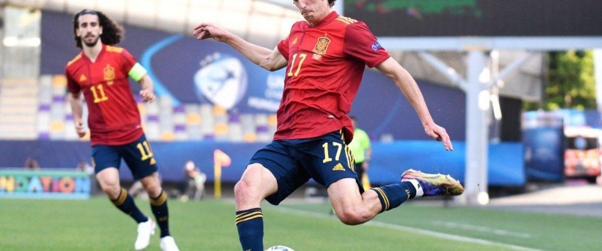 ไฮไลท์ ฟุตบอล กระชับมิตร : สเปน 4-0 ลิทัวเนีย