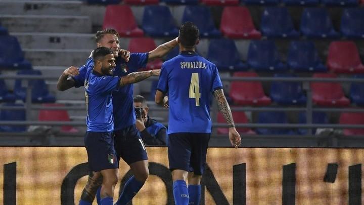 ไฮไลท์ ฟุตบอลกระชับมิตร : อิตาลี 4-0 สาธารณรัฐเช็ค