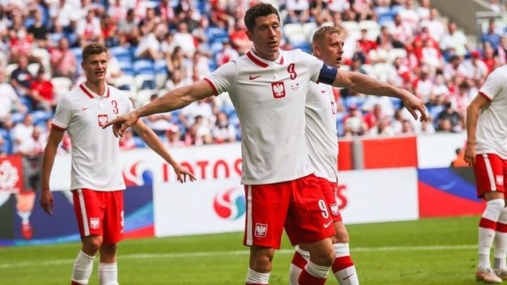 ไฮไลท์ ฟุตบอล กระชับมิตร : โปแลนด์ 2-2 ไอซ์แลนด์ ยูโร 2020