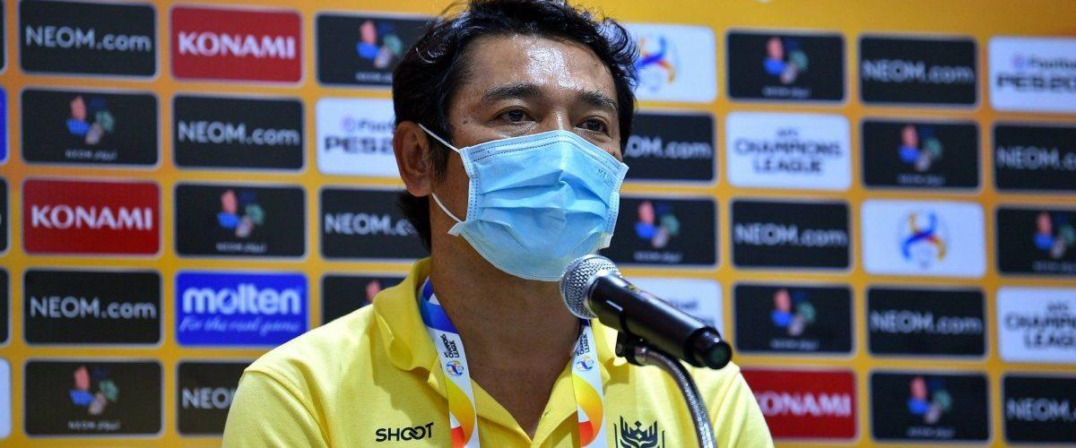 โค้ชเสก ชม ราชบุรี สู้ได้ใจ หลังยันเสมอ โปฮังฯ ไร้สกอร์ ฟุตบอลในประเทศ