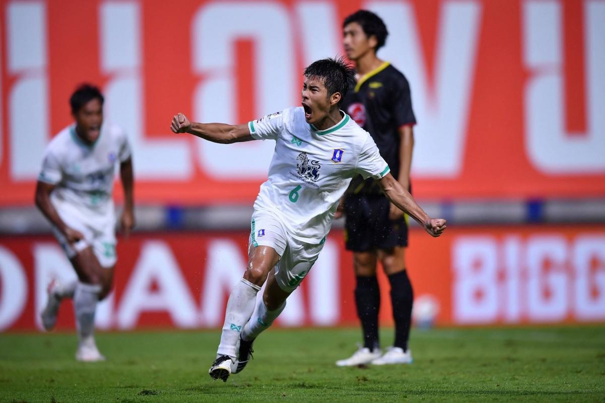 เอเอฟซี ยินดี บีจี ทะลุน็อคเอ๊าต์ เอซีแอล ครั้งแรกในประวัติศาสตร์ ฟุตบอลในประเทศ