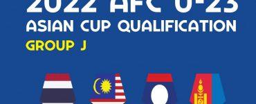 ช้างศึก U23 ร่วมสาย มาเลเซีย, ลาว, มองโกเลีย คัดชิงแชมป์เอเชีย 2022 ฟุตบอลในประเทศ