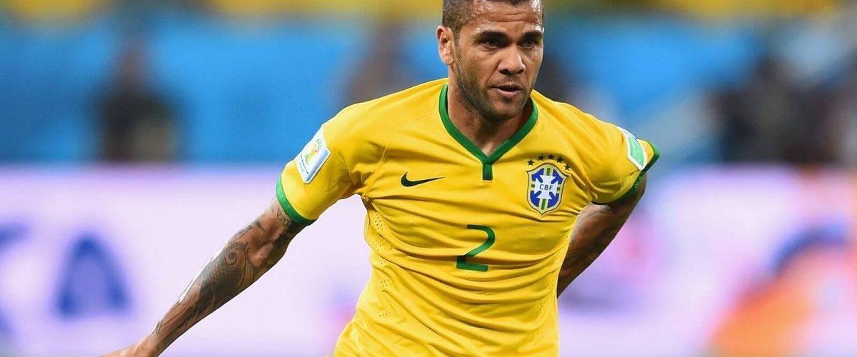 """""""อัลเวส"""" หวัง บราซิล จะคว้าเหรียญทองโอลิมปิกตามเป้า ทีมชาติ"""