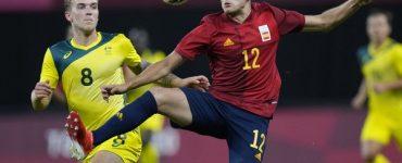 ไฮไลท์ โอลิมปิก : ออสเตรเลีย 0-1 สเปน ทีมชาติ