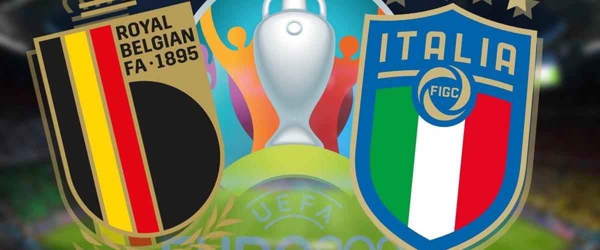 วิเคราะห์ผลการแข่งขัน เบลเยี่ยม VS อิตาลี คืนวันที่ 2 ก.ค.2021 วิเคราะห์ผลการแข่งขัน