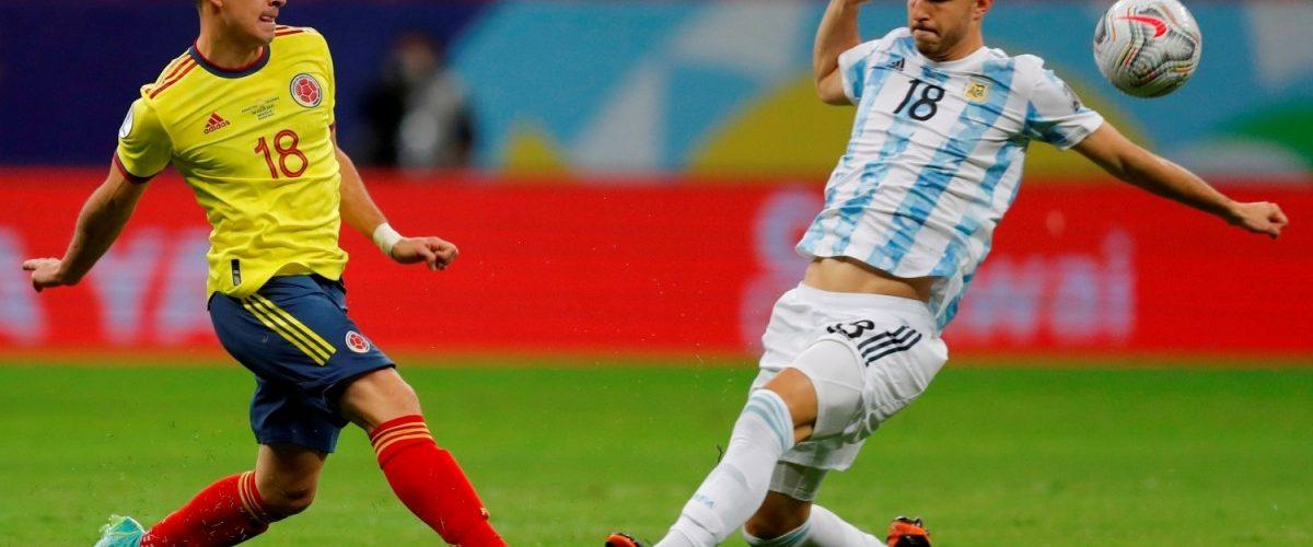อาร์เจนฯ เชือดโทษโคลอมเบีย 4-3 ลิ่วชิงโคปา กับ บราซิล ทีมชาติ