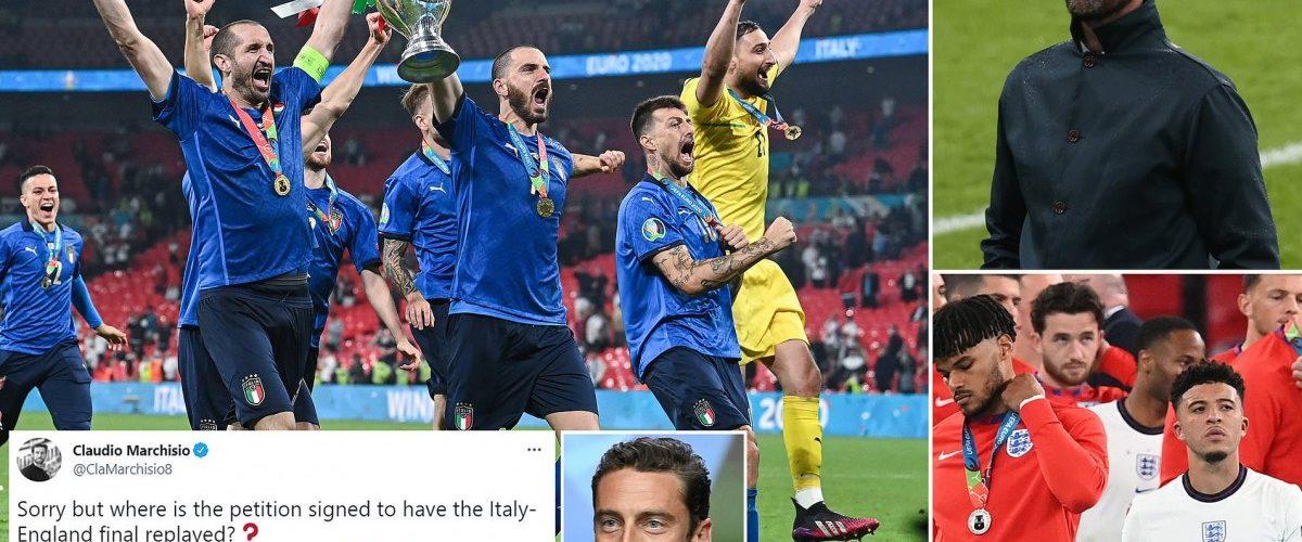 มาร์คิซิโอ เชื่อ อิตาลี เจออังกฤษ อีกพันครั้งก็ชนะหมด ยูโร 2020