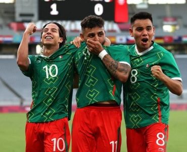 ไฮไลท์ โอลิมปิก : เม็กซิโก 4-1 ฝรั่งเศส ทีมชาติ