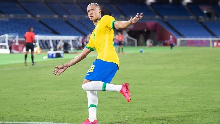 ไฮไลท์ ฟุตบอล โอลิมปิก : บราซิล 4-2 เยอรมัน ทีมชาติ