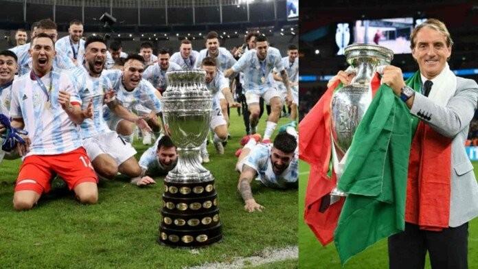 อิตาลี-อาร์เจน โดนวางเป็นเต็ง 4 ฟุตบอลโลก 2022 ทีมชาติ