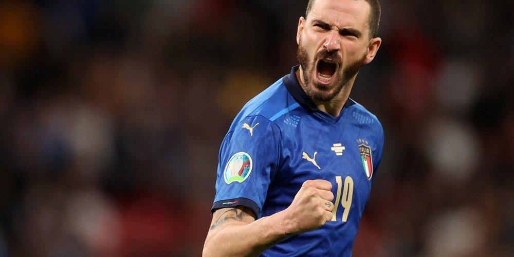 โบนุชชี รับอิตาลี เหมือนถูกหวยหลังชนะจุดโทษ ยูโร 2020