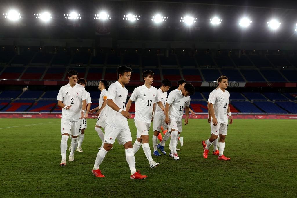 ญี่ปุ่นถลุงฝรั่งเศส 4-0 ลิ่วน็อคเอาท์โอลิมปิก เจอนิวซีแลนด์ ทีมชาติ
