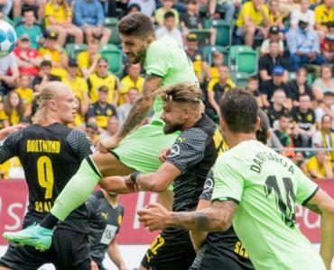 ไฮไลท์ ฟุตบอลอุ่นเครื่อง : โบรุสเซีย ดอร์ทมุนด์ 0-2 แอธเลติก บิลเบา บุนเดสลีกา เยอรมัน