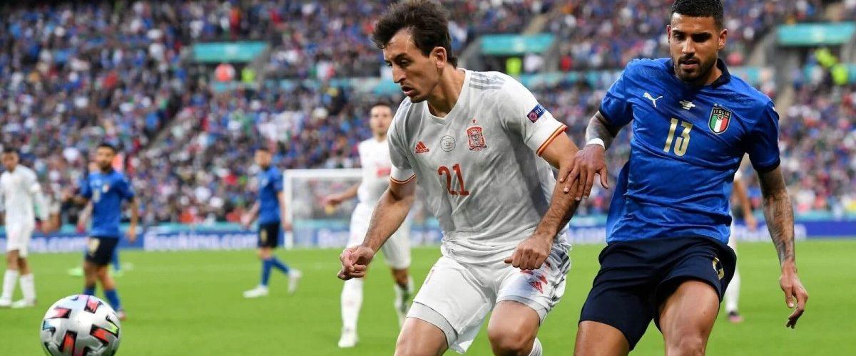 ไฮไลท์ ยูโร 2020 : อิตาลี 1-1 สเปน (อิตาลี ชนะจุดโทษ) ยูโร 2020