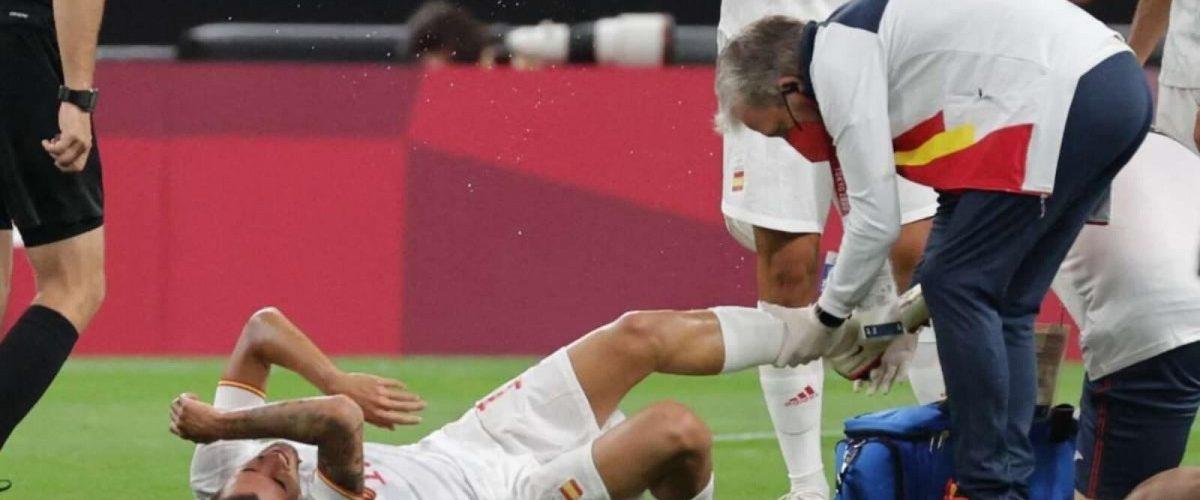 โค้ชสเปนปวดหัว เซบายอส-มิงเกซ่า อาจพลาดเล่นโอลิมปิกเกมที่เหลือ ไม่มีหมวดหมู่