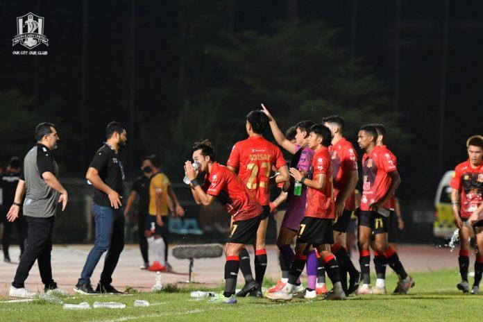 ขอนแก่นเฮเปิดให้แฟนบอลเข้าชม 25% ฟุตบอลในประเทศ