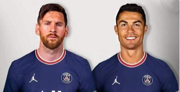ดีลในฝัน! ญาติประธานเปแอสเชเปรยอาจดึง 'โรนัลโด้' มาเป็นเพื่อนร่วมทีม 'เมสซี่' ฟุตบอลรายการอื่นๆ