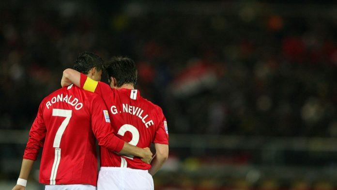 เนวิลล์เชื่อ โรนัลโด้ ช่วยผีมีลุ้นแชมป์อีกครั้ง พรีเมียร์ลีก อังกฤษ