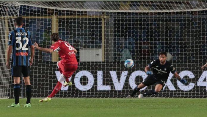 """""""อตาลันต้า""""พังคาบ้านแพ้ฟิออเรนติน่า1-2 กัลโช เซเรีย อา อิตาลี"""