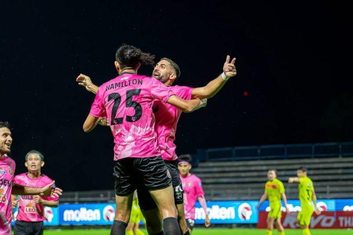 หนองบัวฯ เฮประเดิมไทยลีก โค่น โคราช 2-0 ฟุตบอลในประเทศ