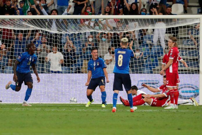 """""""อิตาลี""""ใช้สำรองนำโด่งจ่าฝูงไล่ยำลิทัวเนีย5-0 ทีมชาติ"""