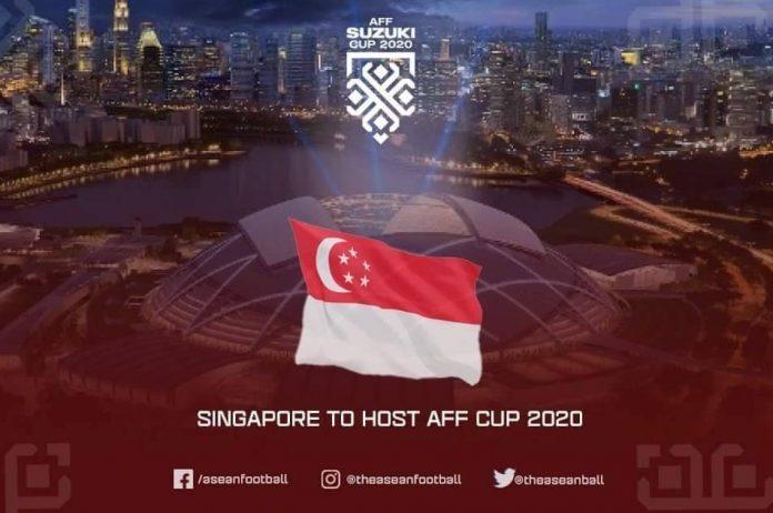 AFF เลือก สิงคโปร์ เป็นเจ้าภาพ ซูซูกิ คัพ 2020 ฟุตบอลในประเทศ