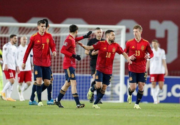 วิเคราะห์ผลการแข่งขัน สเปน VS จอร์เจีย คืนวันที่ 5 ก.ย. 2021 บทวิเคราะห์